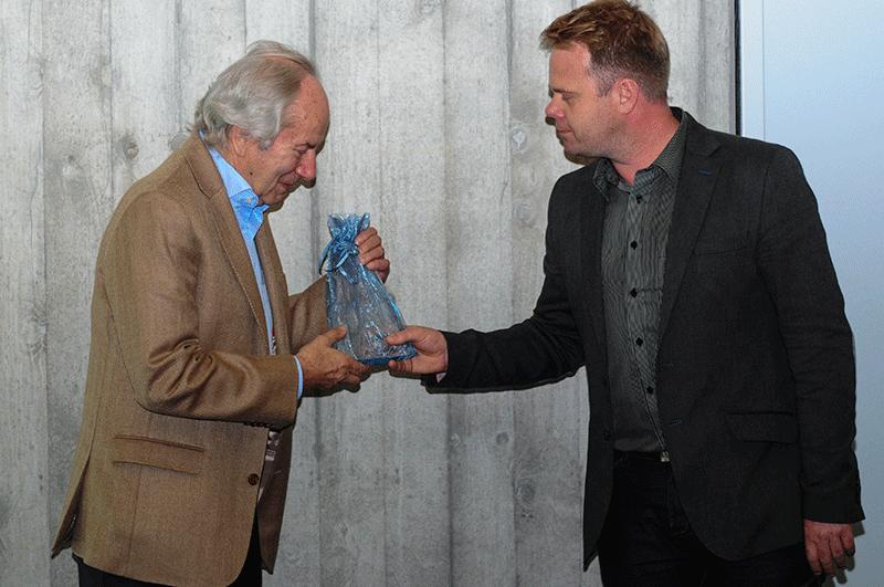 August-Wilhelm Scheer & Mark von Rosing