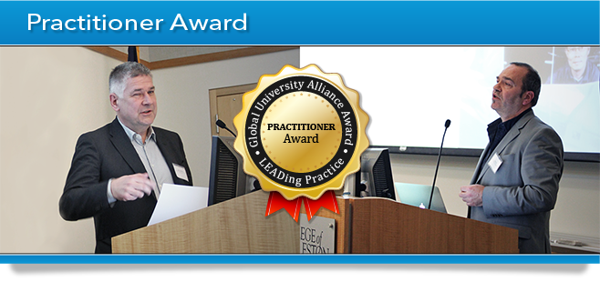 GUA Award Banner - Practitioner Award